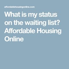 What Is Section 8? – Low Income Housing Assistance | Humanity In