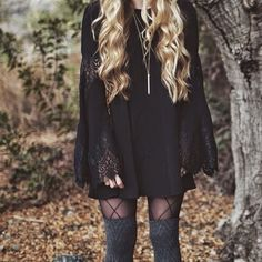 Grunge Fashion Blog — brattt69:   Wooded Grunge.