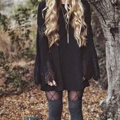 Grunge Fashion Blog — brattt69: Wooded Grunge.