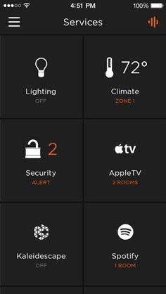 Savant - home automation systems                                                                                                                                                                                 More