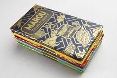marou chocolate designed by rice creative