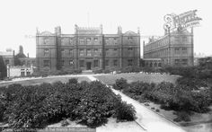 Photo of Bradford, Infirmary 1897 from Francis Frith Yorkshire England, West Yorkshire, Bradford City, Sense Of Place, The Old Days, Vintage Images, Family History, Old Photos, Beautiful Places