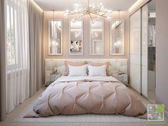 Нежная спальня. Спальня