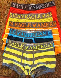 Mens underware...American Eagle Briefs Are One Of The Best Things Ever Invented<3