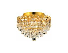 Shop this elegant lighting century royal cut gold & crystal four-light wide flush mount light from our top selling Elegant Lighting ceiling lights. LuxeDecor is your premier online showroom for lighting and high-end home decor. Closet Lighting, Bathroom Lighting, Gold Ceiling Light, Ceiling Lights, Crystal Pendant Lighting, Flush Mount Lighting, Chandeliers, Cave, Swarovski Crystals