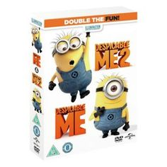 Buy Despicable Me and Despicable Me 2 DVD Box Set at Argos.co.uk, visit…