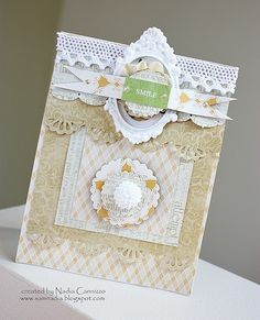 Nadia Cannizzo: Creations for Tanya Leigh Designz, June 2013