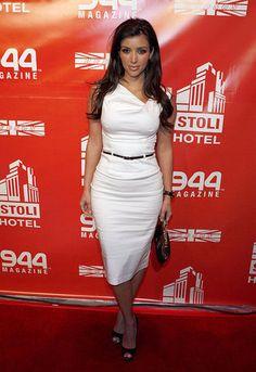 Kim Kardashian's Sexiest Looks