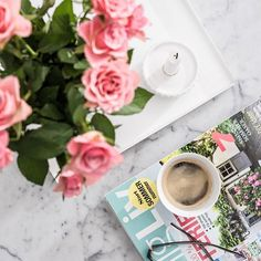 Good morning ! Good day for You ! .  .  .  .  .  .  .  #flowerstagram #onthetableproject #flatlays #goodmorning #goodday#fun#love#smile#follow#like#instadaily#food#instagood#repost#friends#pictoftheday#summer#happy#cute#me#coffee#nurdesign