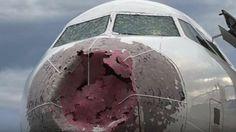 """❝ La deslumbrante maniobra de un piloto al aterrizar """"a ciegas"""" en Turquía ❞ ↪ Vía: proZesa"""