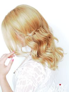 You keep trying waterfall braid tutorials but can't seem to get the result you want. I've got an easy braid hack that will help you get great hair.