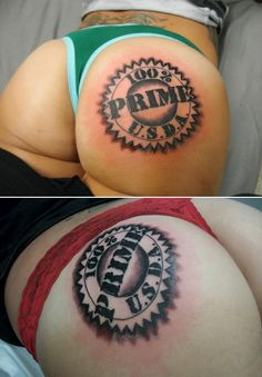 Are these the worst tattoos you've ever seen? WTF?