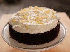 Lemon Ginger Molasses Cake recipe from Ina Garten via Food Network