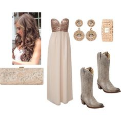 65 Best Boots and Bling Attire images
