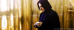 Severus Snape's To Do List:  → Take points from Gryffindor  → Get Potter in trouble  → Not mistake Ginny Weasley for Lily  → Brood  → Potions crap  → Get Potter in trouble  → Repeat as desired o-o