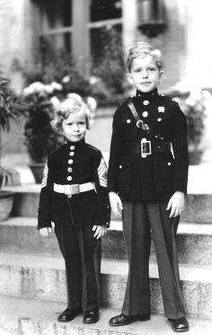 The China Marines > Personalities  Children of Ambassador Nelson Johnson