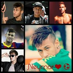 Waiting for the next FIFA just to watch Neymar play