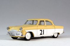 Corgi Classics D16/1 Rallying With Ford  - Ford Zodiac car (part of set). 1:43 scale diecast.  Visit http://stores.ebay.co.uk/The-Genie-s-Cave?_trksid=p2047675.l2563  IF YOU LIKE THIS THEN PLEASE FOLLOW US!