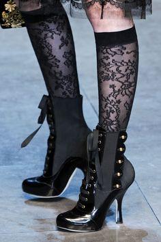 389 details photos of Dolce & Gabbana at Milan Fashion Week