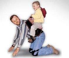 The dad saddle
