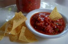 Homemade Fresh Tomato Salsa Recipe: Homemade Fresh Tomato Salsa Recipe