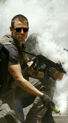 Sergeant Michael Stonebridge