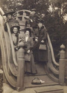 U.S. Edwardian Outing in Golden Gate Park, San Francisco, CA,  1900's