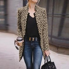 Latest fashion trends in Women& Jackets. Shop online for fashionable ladies coats . - Latest fashion trends in Women& Jackets. Shop online for fashionable ladies Jackets in Floryd - Mode Outfits, Fall Outfits, Casual Outfits, Fashion Outfits, Outfit Winter, Winter Cardigan, Fashion Ideas, Summer Outfits, Fashion Clothes