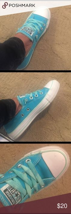 All Star Converse Fits true to size 6 will wash before shipping! Converse Shoes Sneakers