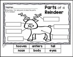"FREE LESSON – ""Reindeer Holiday Activities FREEBIE!"" - Go to The Best of Teacher Entrepreneurs for this and hundreds of free lessons. Pre-Kindergarten - 2nd Grade   #FreeLesson       #Christmas     http://thebestofteacherentrepreneursmarketingcooperative.net/free-misc-lesson-reindeer-holiday-activities-freebie/"