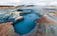 Iceland - Would LOVE to go back and get into the interior to do some hiking!