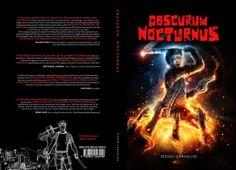 Leituras de BD/ Reading Comics: Lançamento Diogo Carvalho: Obscurum Nocturnus