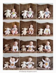 Newborn Pictures, Baby Pictures, Infant Photos, Baby Monat Für Monat, Monthly Baby Photos, Monthly Pictures, Milestone Pictures, Newborn Photography Poses, Family Photography