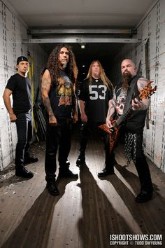 Slayer! RIP Jeff !