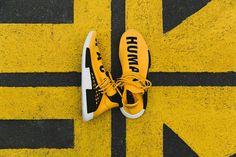 Pharell x Adidas MND 'Human Race'