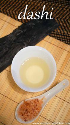 Awase Dashi Recipe - Basic Japanese Sea Stock with kombu and bonito flakes (katsuobushi) - Dashi Stock Recipe #Dashi