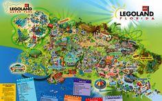 lego land flordia | Legoland Map | Meet the Magic