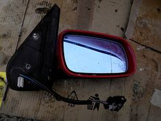 Зеркало електричне праве  VW Golf 4