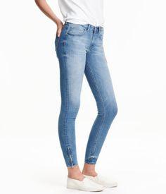 Slip-on trainers | White | Ladies | H&M CA