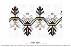 Embroidery Sampler, Folk Embroidery, Cross Stitch Embroidery, Embroidery Patterns, Vintage Cross Stitches, Point Lace, Beading Patterns, Pixel Art, Needlepoint
