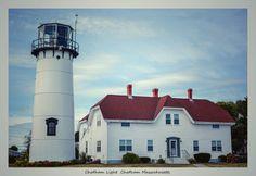 Chatham Light Print. Cape Cod Massachusetts. #chatham #capecod #massachusetts