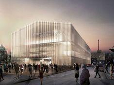 Christ & Gantenbein . new Concert Hall . Munich (1)