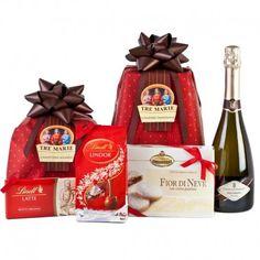Dolcezze Natalizie per un Mondo di Auguri: Splendida confezione regalo per festeggiare in tutta dolcezza il Natale 2016 o il Capodanno.