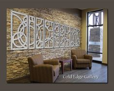Extra Large Metal Wall Art, Art, Decor, Abstract, contemporary ...