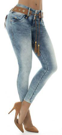 Jeans levanta cola LUJURIA 78687