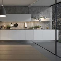 Italian brand Arclinea are global leaders in the design and manufacture of luxury kitchens. #arclinea #kitchen #cucina