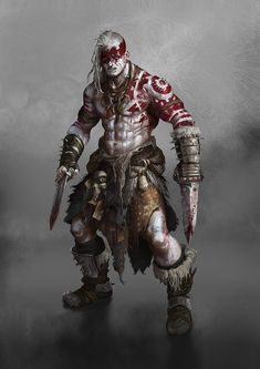 m Monk Duel Fist Punch Daggers midlvl traveler