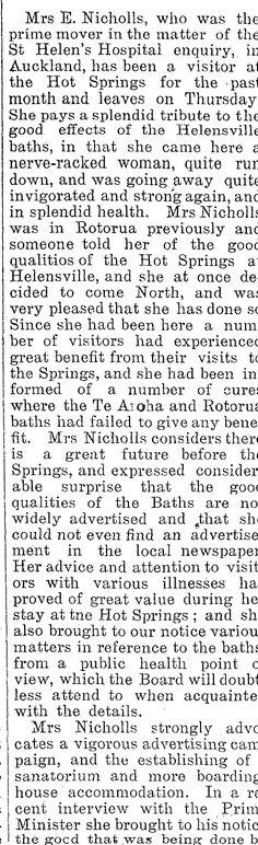 Article image Hot Springs, No Response, History, Image, Spa Water, Historia