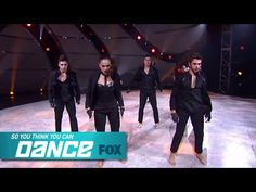 ▶ Mini-Group 2: Top 16 Perform | SO YOU THINK YOU CAN DANCE | FOX BROADCASTING - YouTube  LOVE 0:56 - 1:05