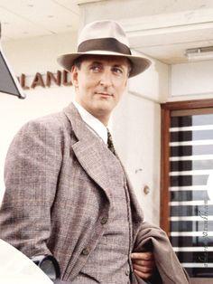 Captain Hastings (Hugh Fraser) from Poirot.